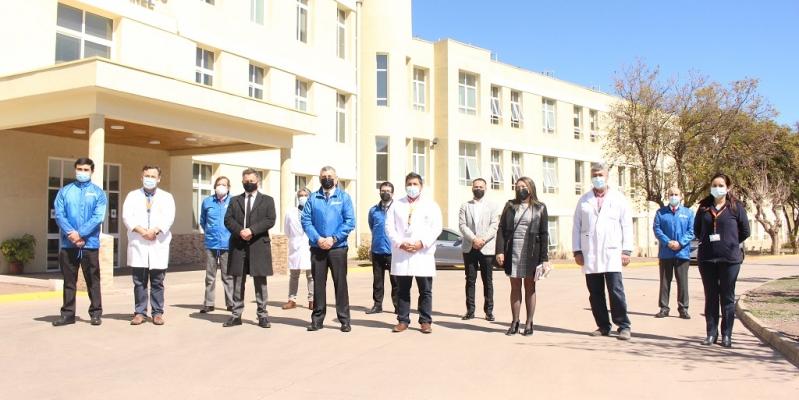 Defensoría Penal Pública presentó en el Hospital Psiquiátrico Dr. Philippe Pinel nuevo Manual de Actuaciones Mínimas de Defensa de Personas Inimputables por Enajenación Mental