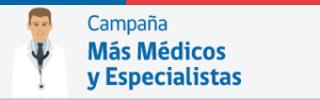 Campaña mas medicos